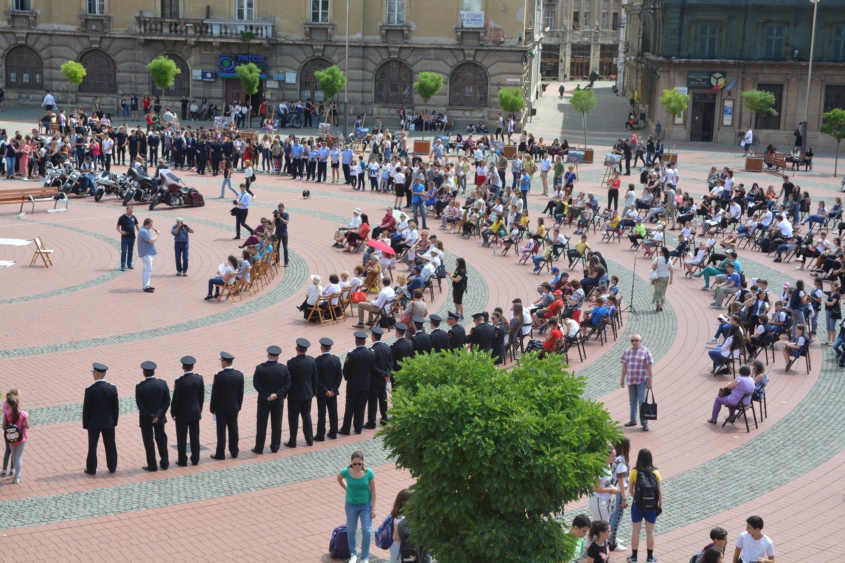 Concentrica 2021 LIVE | Cel mai mare spectacol urban de lectura din Romania revine in Piata Libertatii din Timisoara