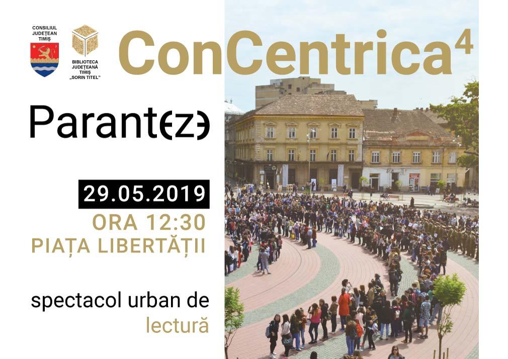 ConCentrica 2019. Paranteze